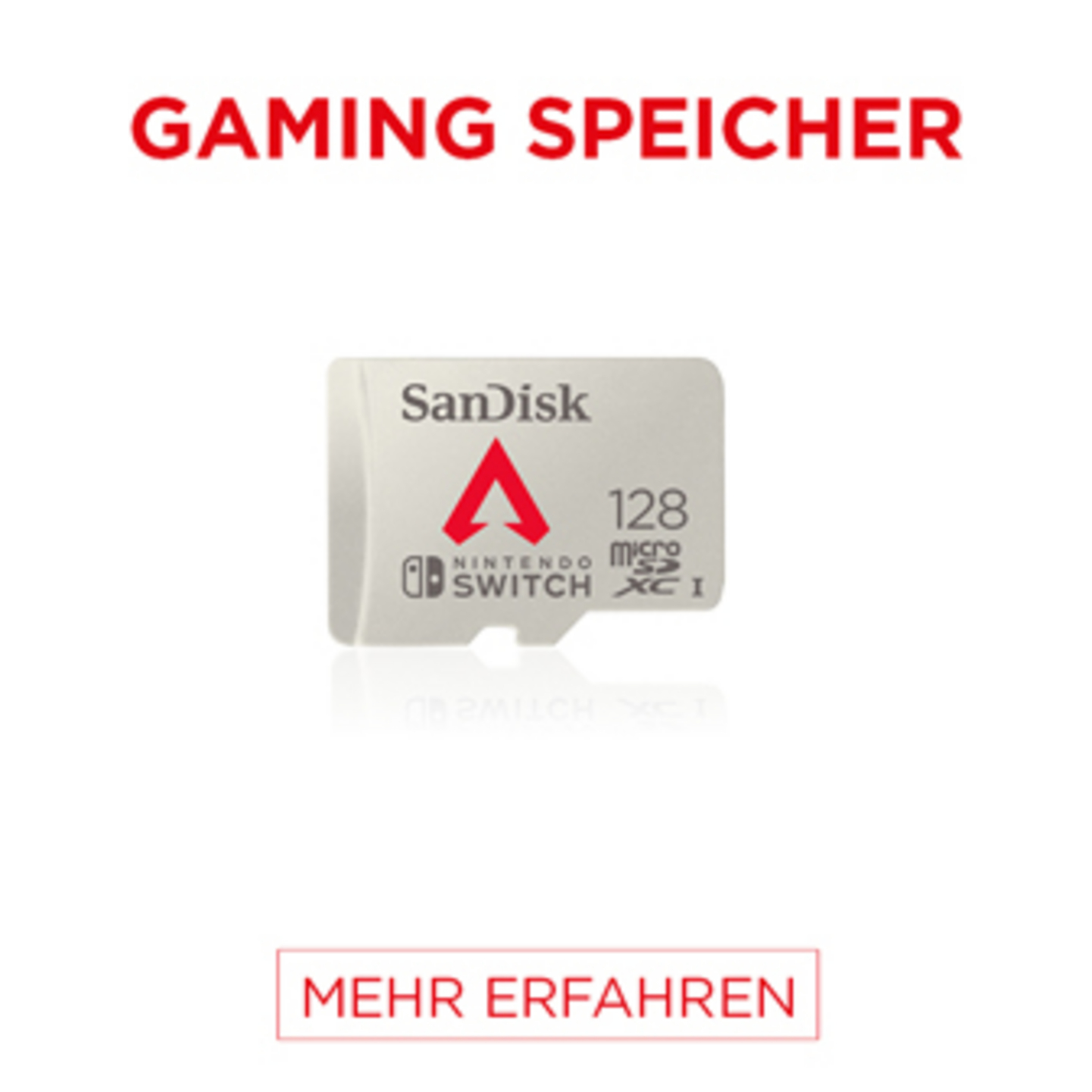 Gaming Speicher