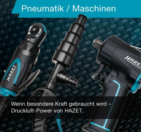 Pneumatik / Maschinen