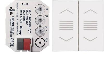 Schaltaktor und Schalter