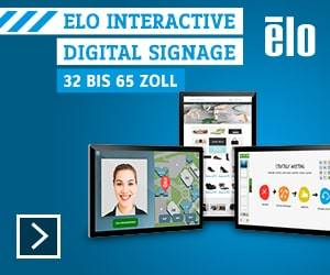 elo Touch Digital Signage