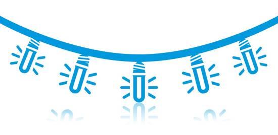 LED-Lichterketten