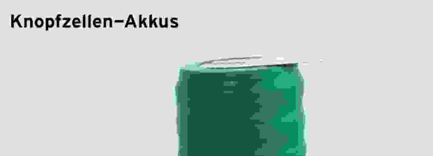 Emmerich Knopfzellen-Akkus