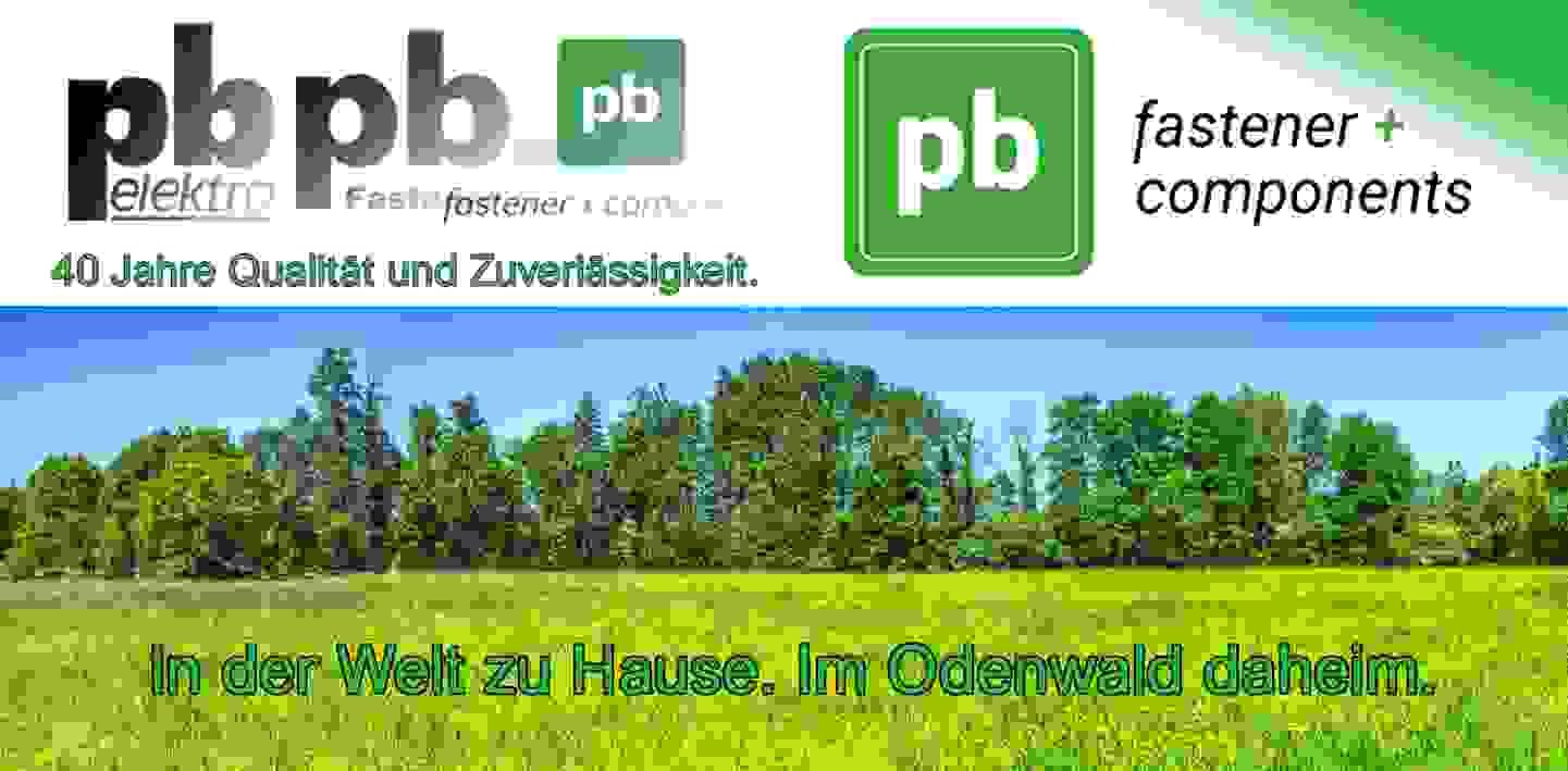 PB Fastener + Components