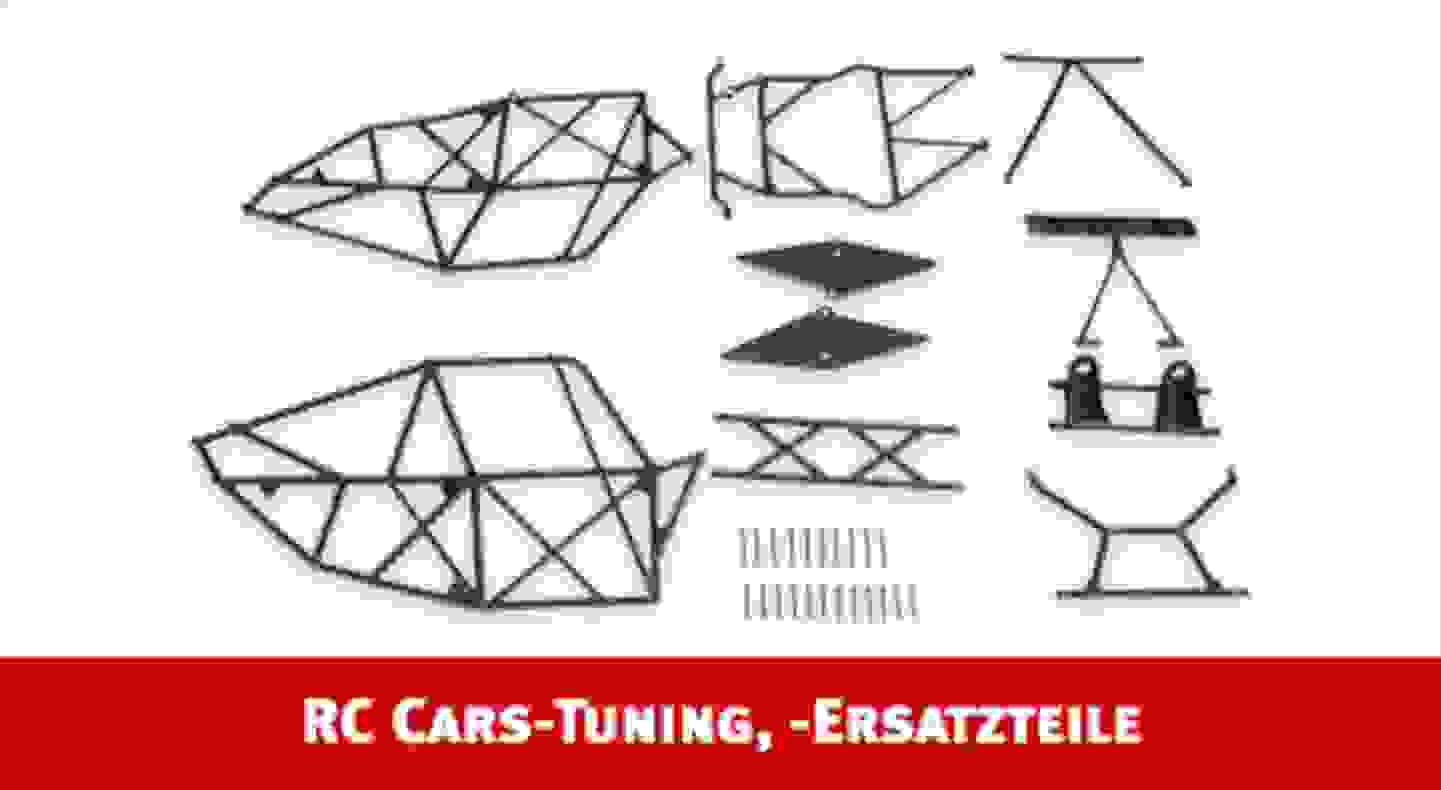 Reely RC Cars Tuning-, Ersatzteile