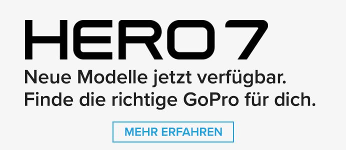 GoPro Hero7 Mehr erfahren