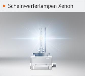 Scheinwerferlampen Xenon