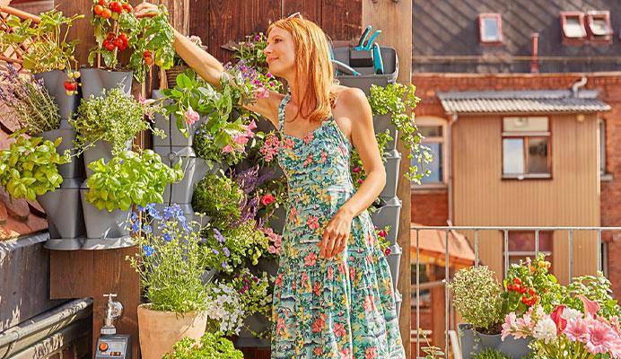 GARDENA city gardening