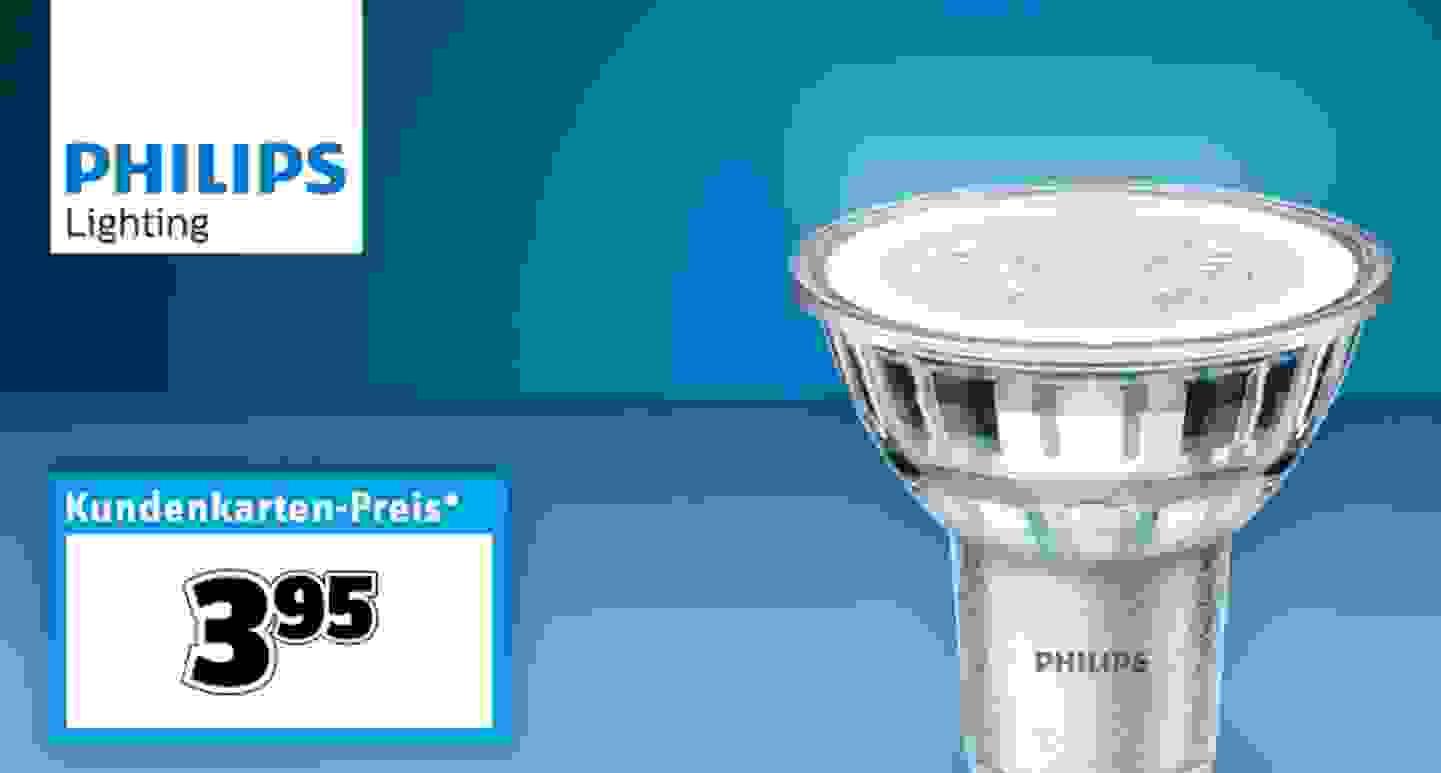 Philips Lighting - GU10 Reflektor »