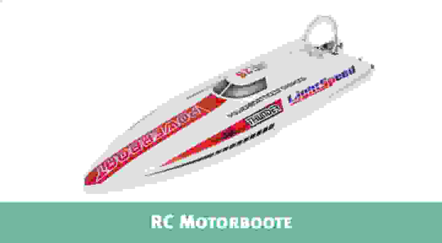 REELY RC Motorboote