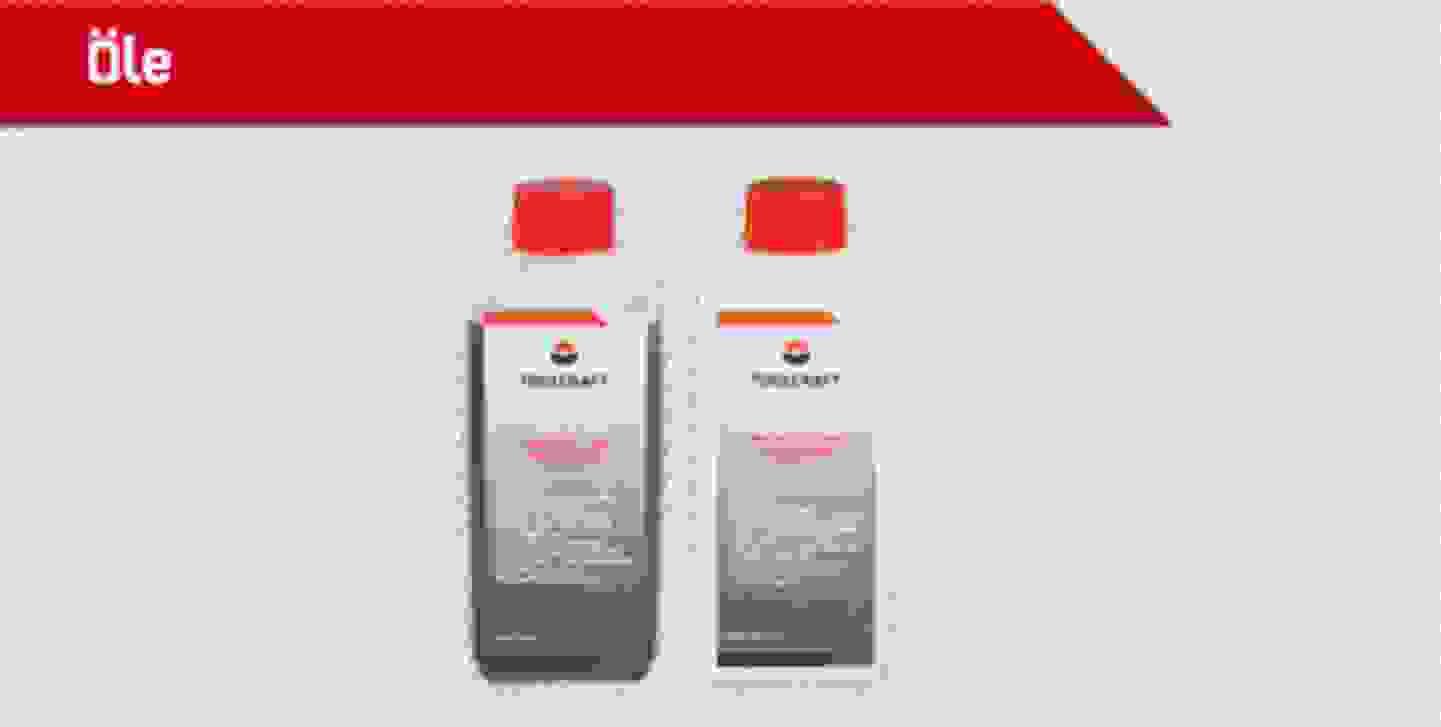 TOOLCRAFT Öle