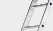 Aluminium-Sprossenleitern