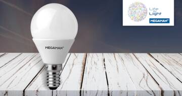 Megaman - Glühlampe