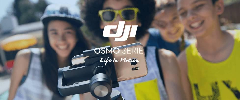 DJI Osmo Series
