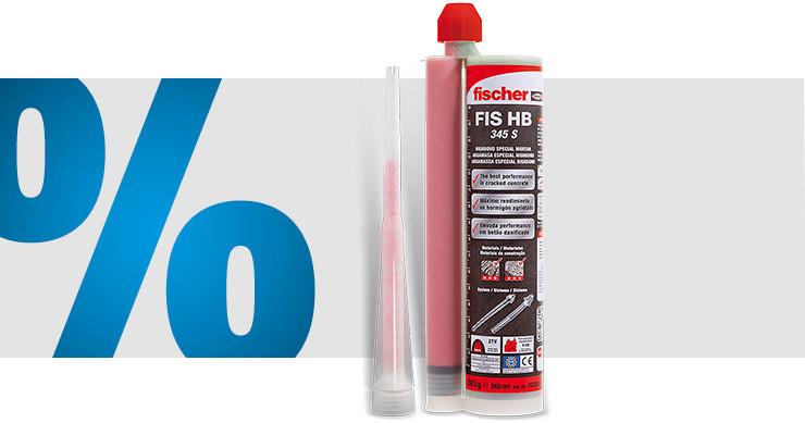 fischer - Highbond-Spezialmörtel