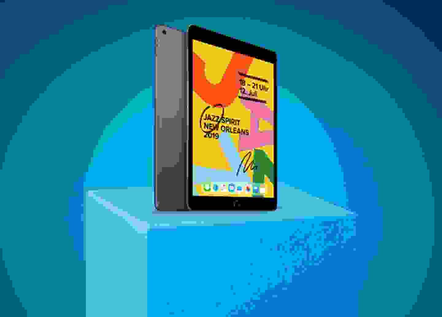 Apple - iPad 10.2 32 GB »