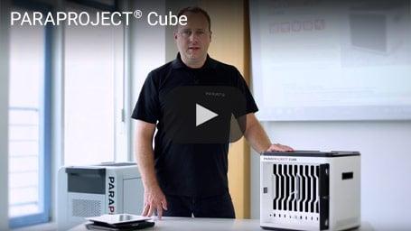 PARAPROJECT® Cube | PARAT IT