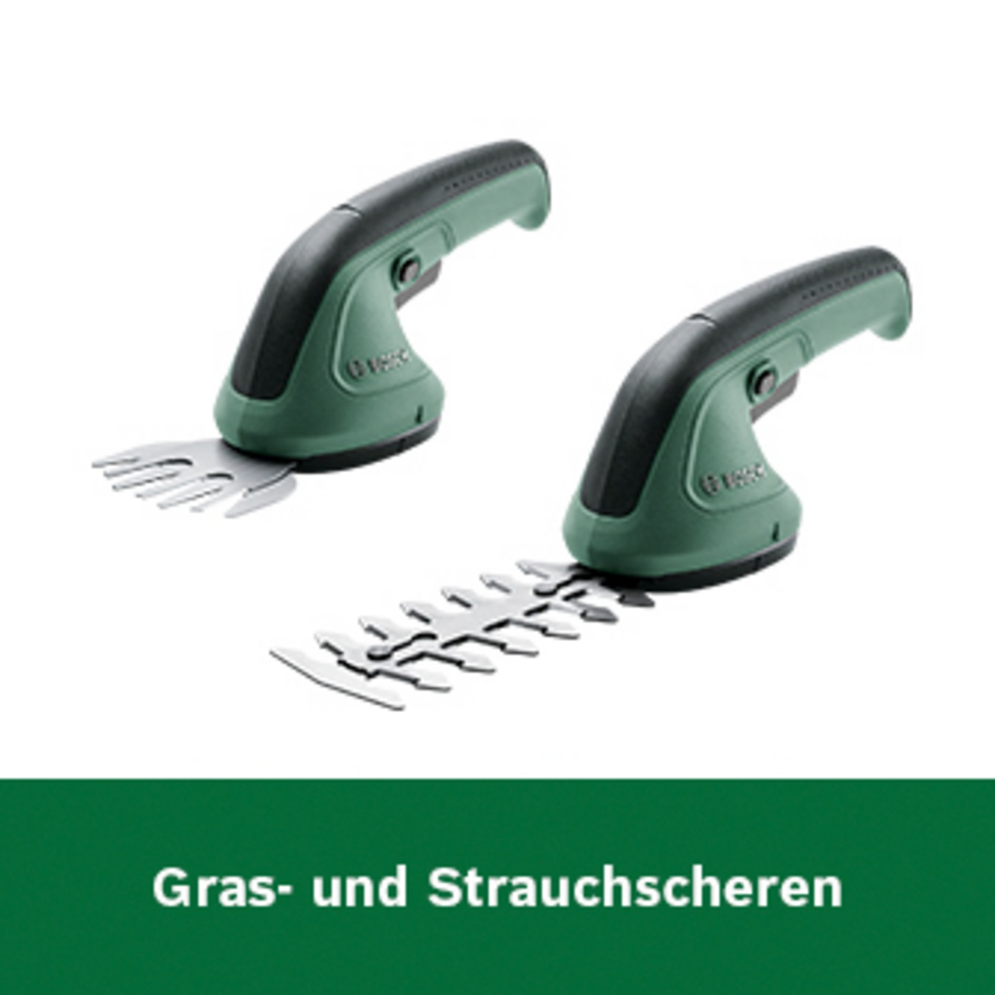 Bosch Gras- und Strauchscheren