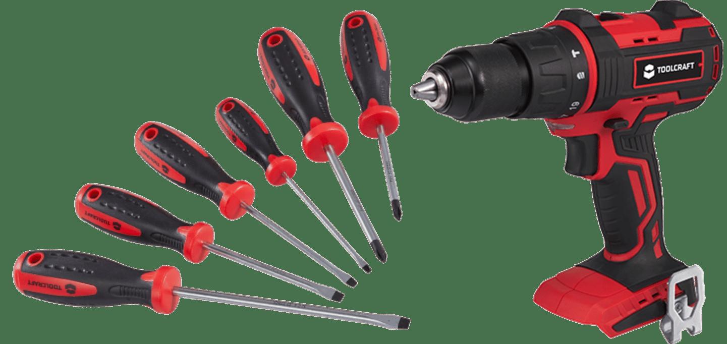 Toolcraft - Werkzeug und Werkstatt »