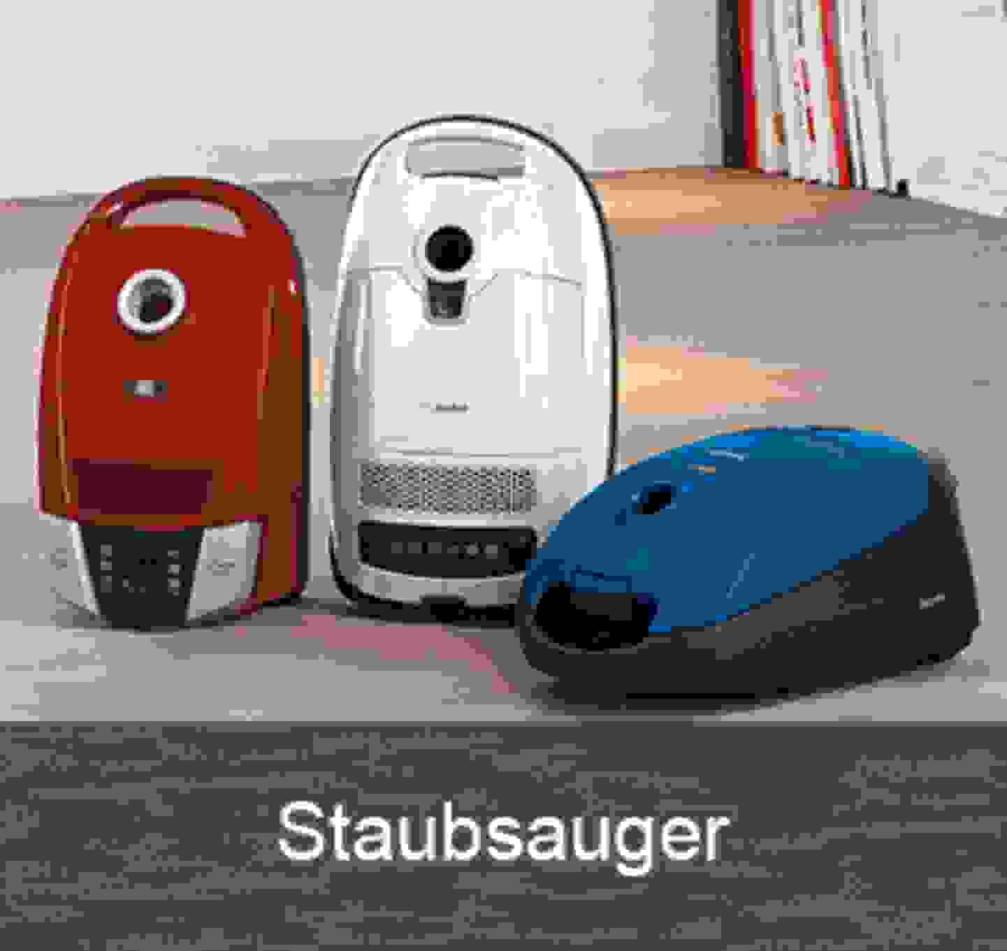Staubsauger