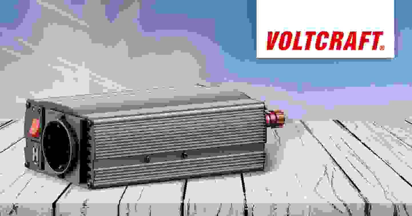 Voltcraft - Wechselrichter