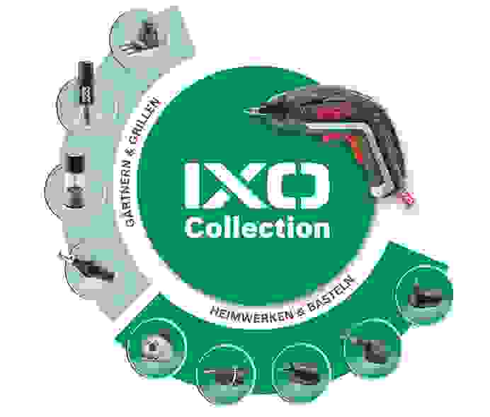 Bosch IXO Collection