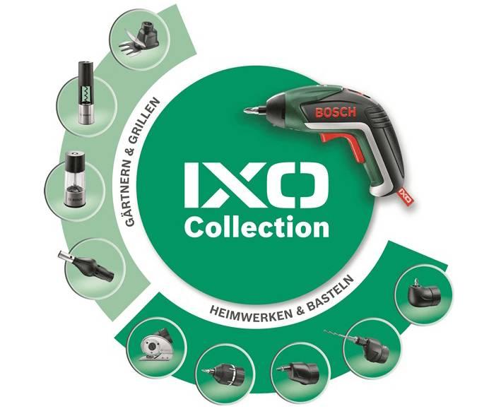 Bosch IXO Collection