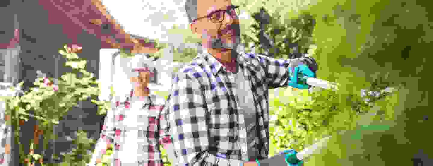 Gartentörchen und co. die Visitenkarte des Gartens - Mit Beschlägen lässt sich vieles richten »