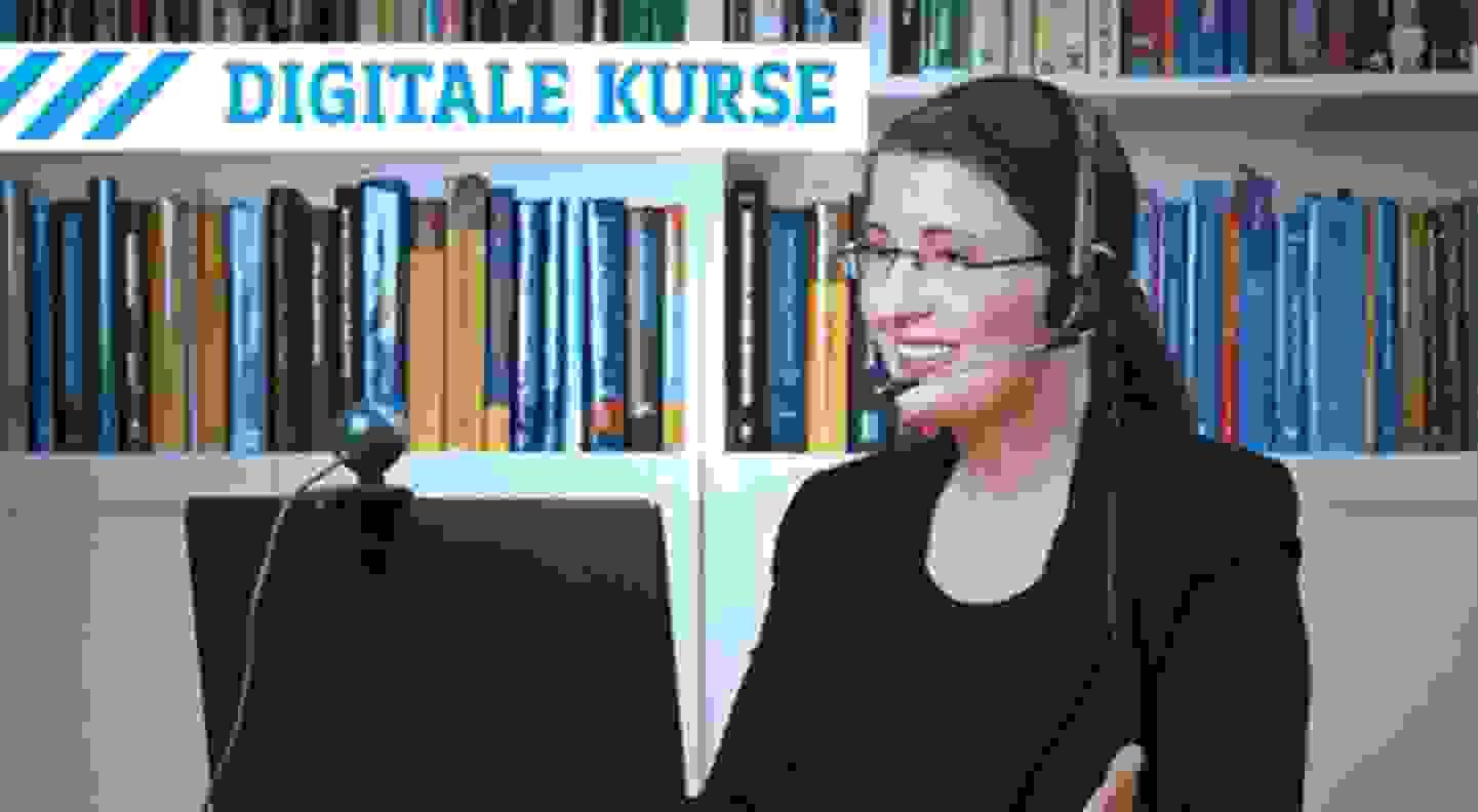 Digitale Kurse