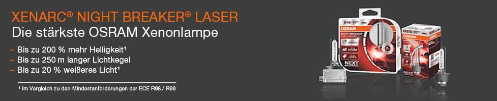 XENARC NIGHT BREAKER LASER