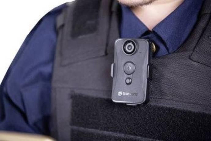 Bodycam im Einsatz