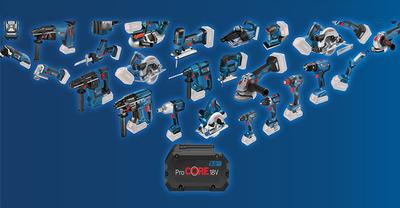Bosch Professional 18 V Akku System