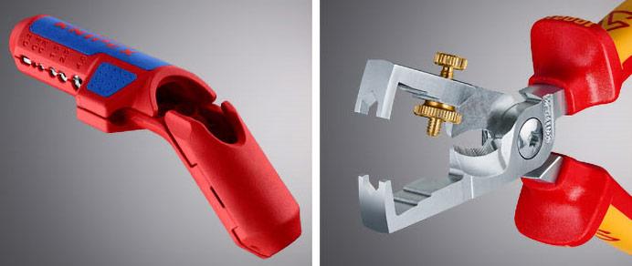 KNIPEX-Zangen sind anders: Ideen für mehr Nutzen und Leistung.