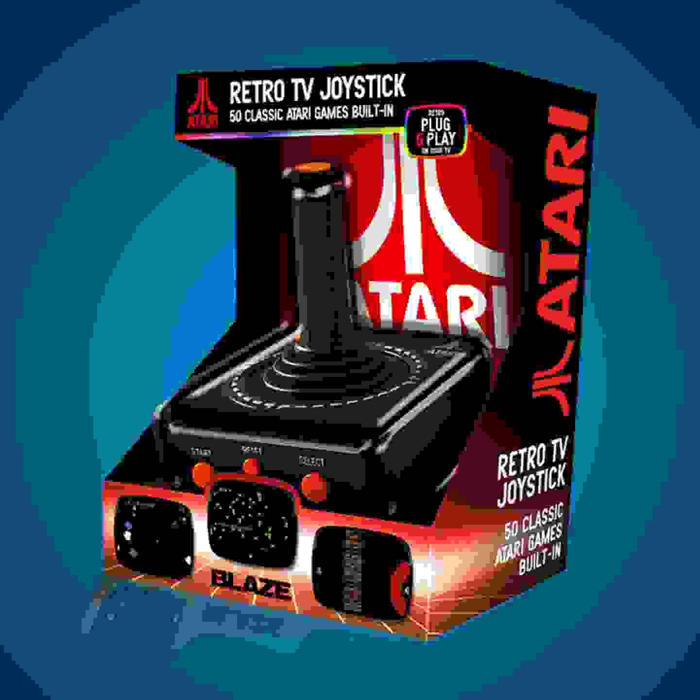 Atari - Joystick Konsole »