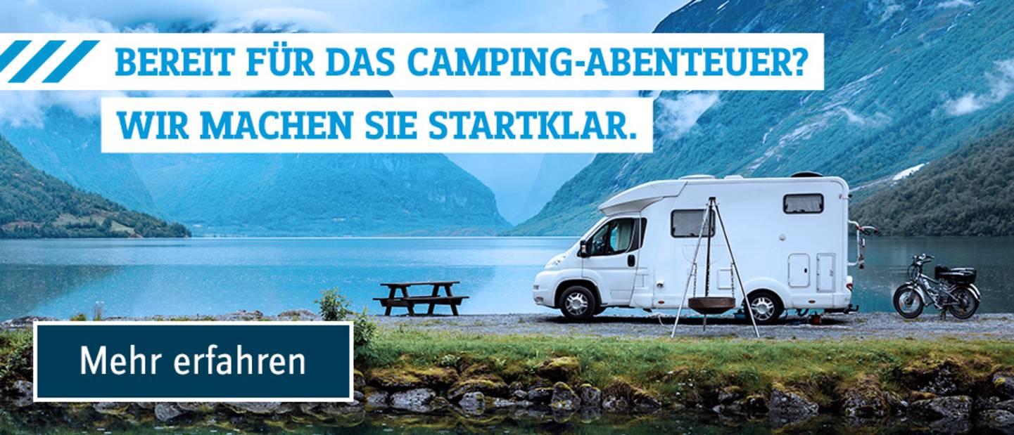 Caravan Camping - Kompaktes Reisen mit dem Wohnwagen