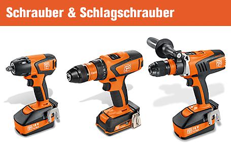 Schrauber & Schlagschrauber