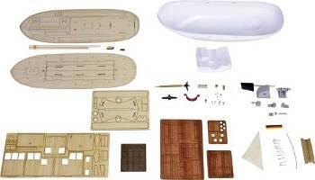 Schiffsmodell-Bausatz