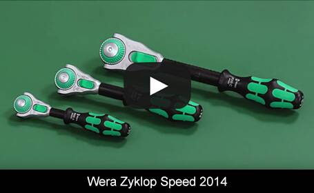 Wera Zyklop Speed 2014