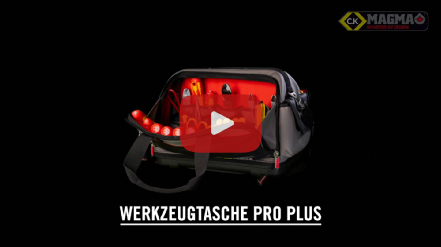 Werkzeugtasche Pro Plus