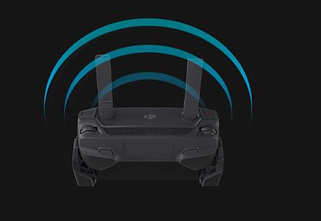 Automatischer Frequenzwechsel zwischen 2,4 und 5,8 GHz in Echzeit Abheben und klarer sehen
