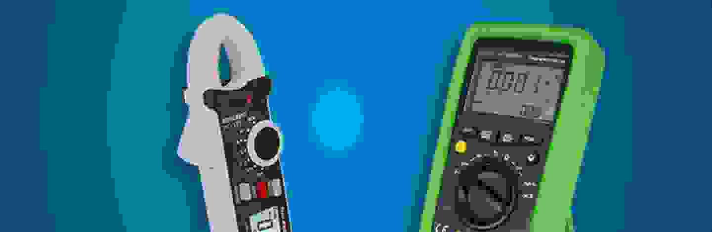 Digitale Multimesser - Strom verstehen und Multimeter richtig einsetzen »