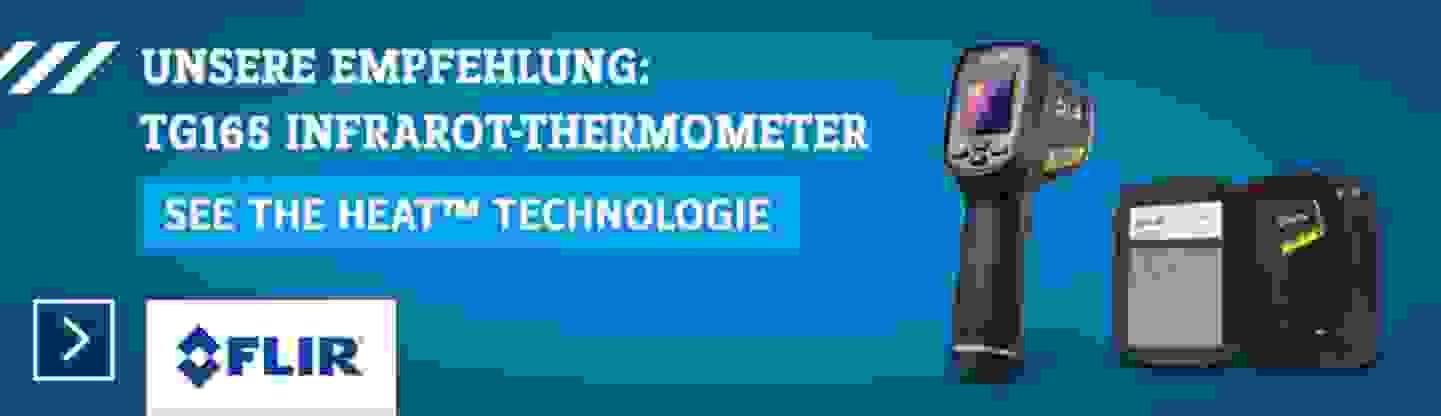 FLIR TG165 Infrarot-Thermometer