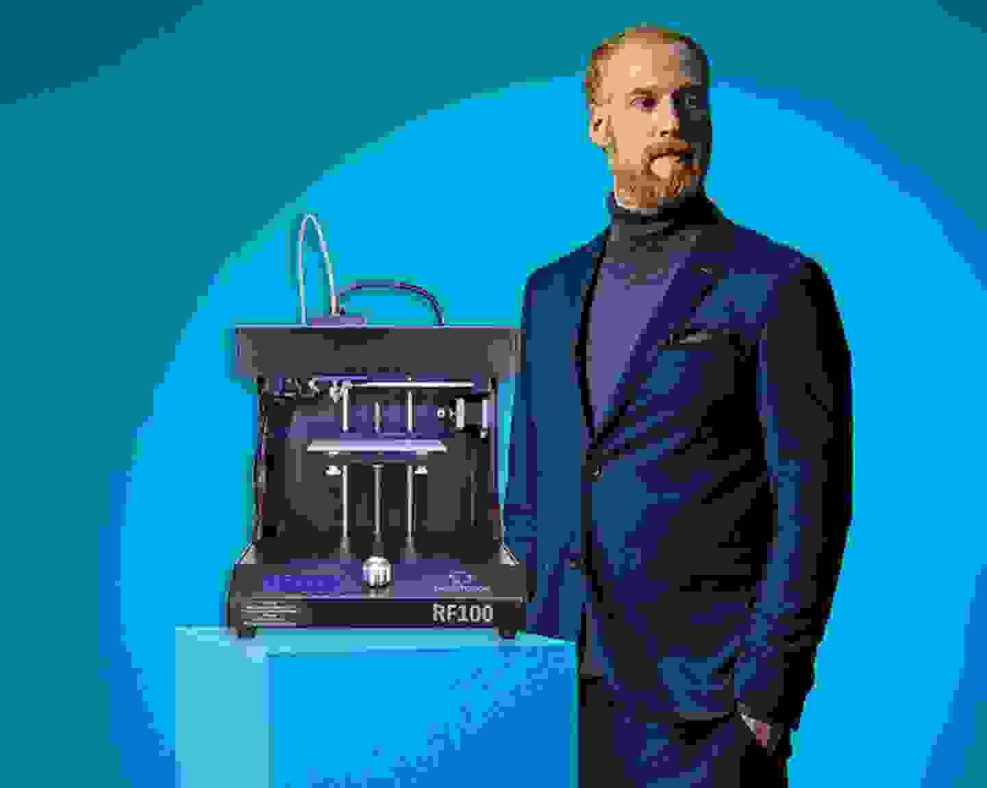 Renkforce - 3D-Drucker inkl. Filament »