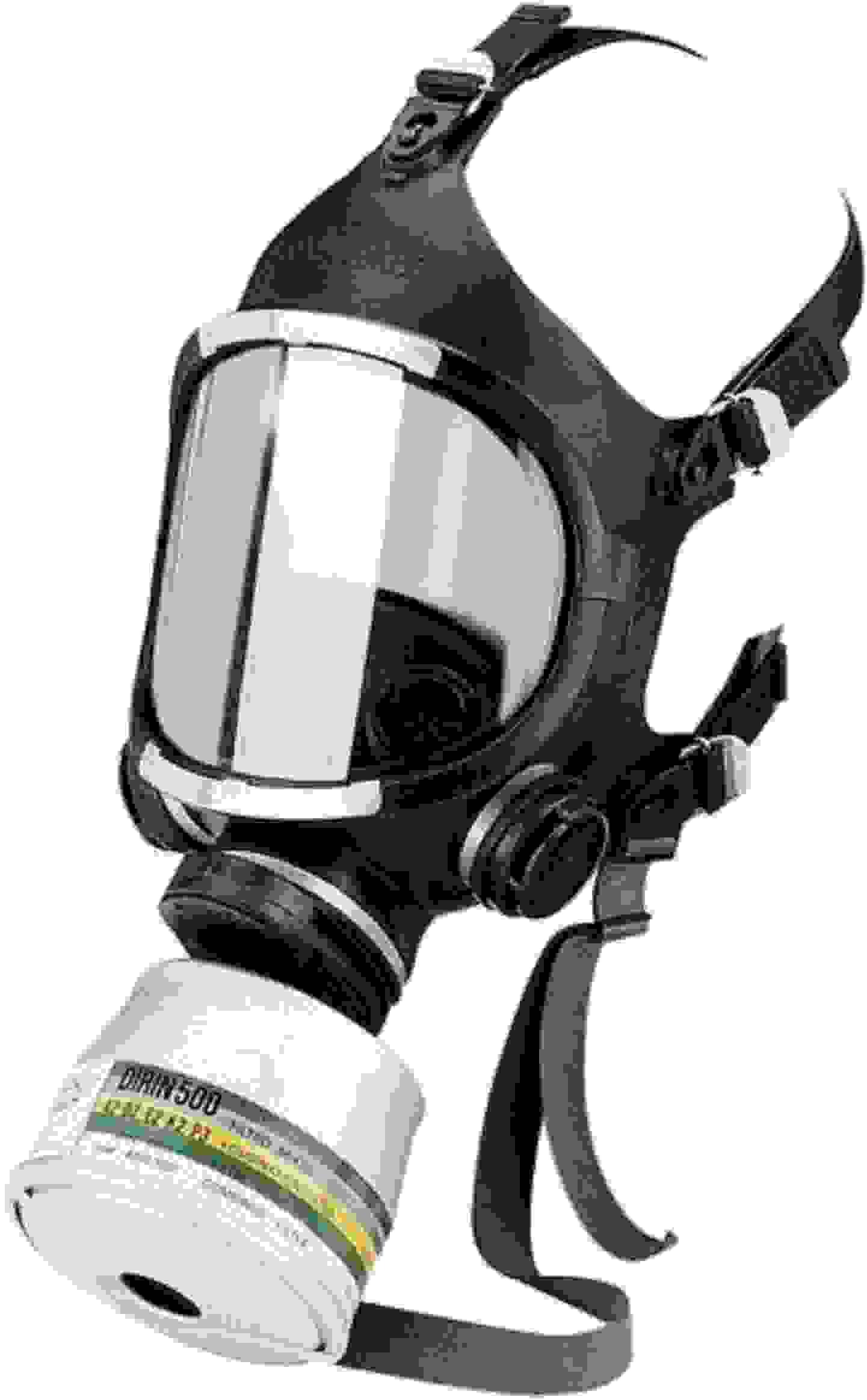 Atemschutzmaske mit Filterkartusche