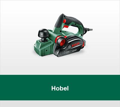 Bosch Hobel