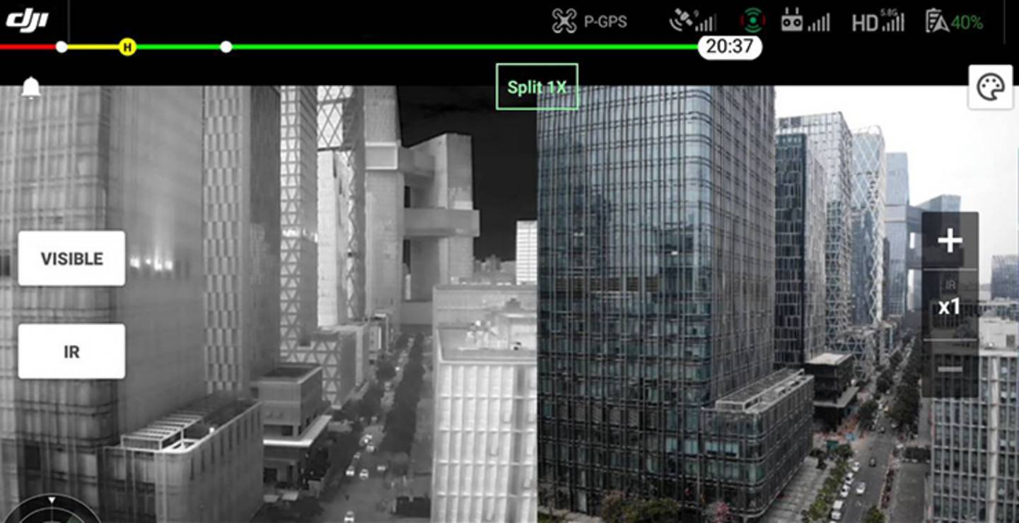 Dual-Kameras zu Ihren Diensten