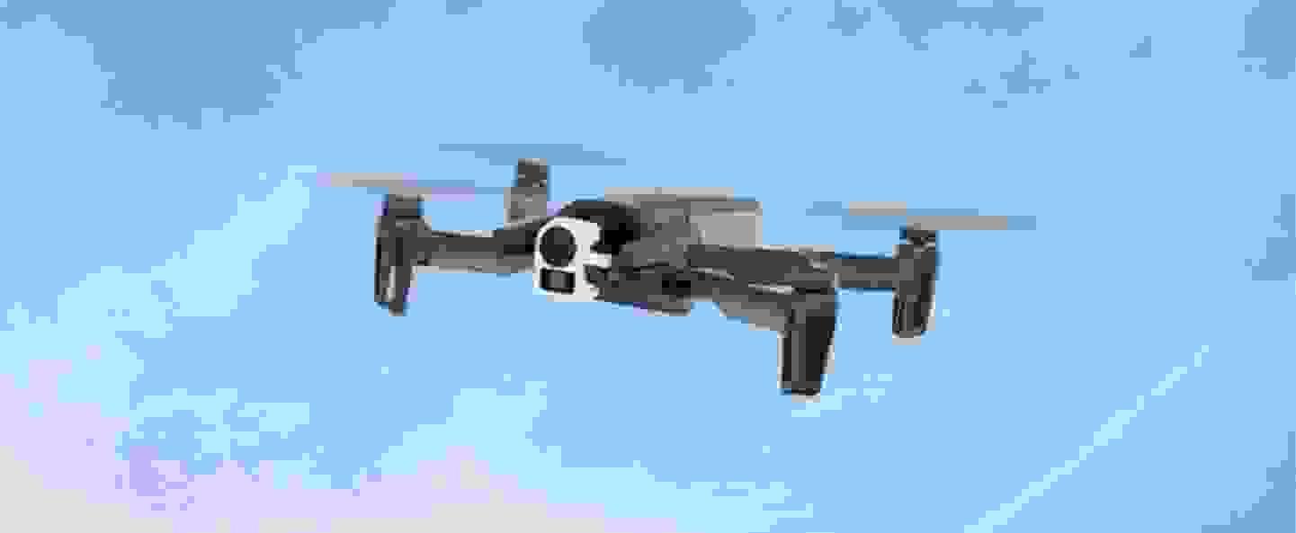 Drohnen für ihren Einsatz