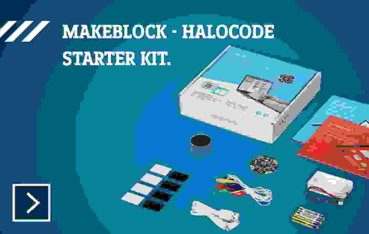 Makeblock - HaloCode »
