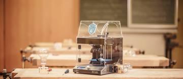 3D-Drucker in Schule
