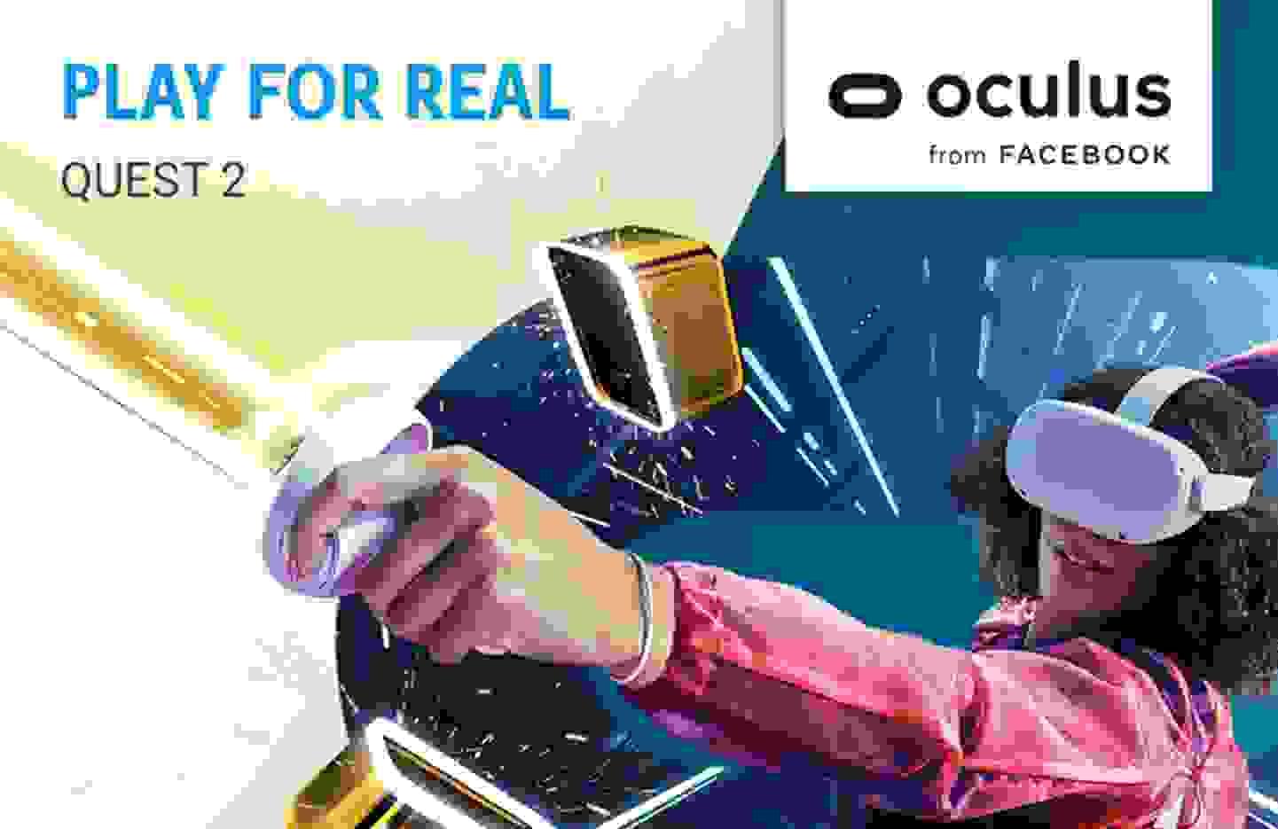 Oculus Quest 2 »