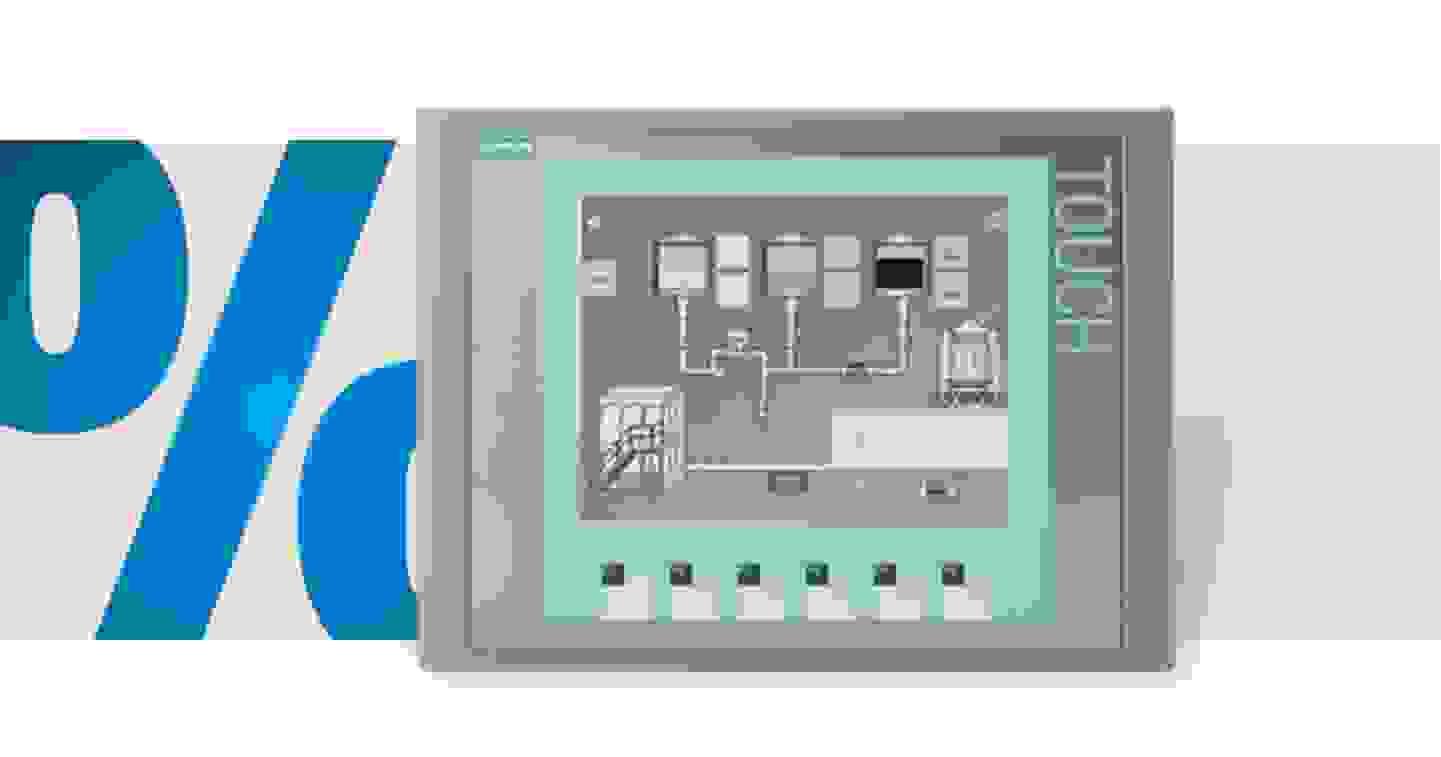Siemens - SIMATIC SPS-Displayerweiterung 320 x 240 Pixel »